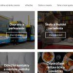 Všetky dôležité informácie o pomoci nájdete na webstránke korona.kosice.sk